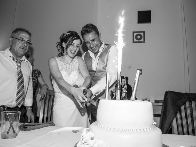 La boda de Alfonso y Vero en Vilvestre, Salamanca 22
