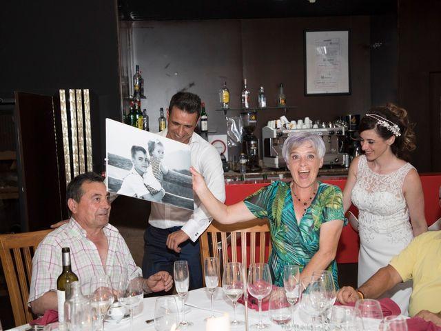 La boda de Alfonso y Vero en Vilvestre, Salamanca 25