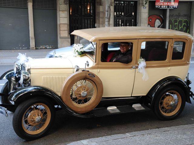La boda de Cubi y Mireia en Barcelona, Barcelona 42