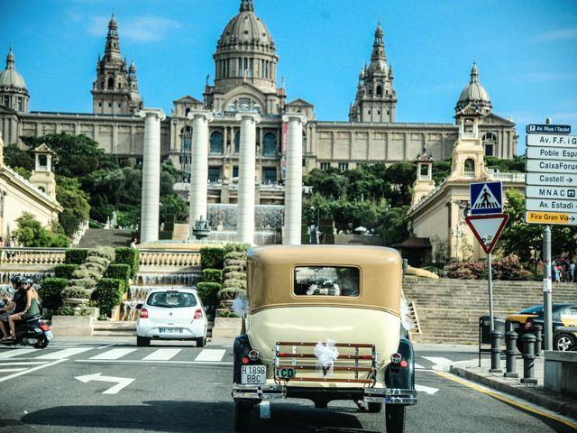 La boda de Cubi y Mireia en Barcelona, Barcelona 44