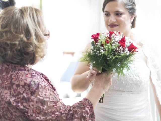 La boda de Luciano y Alba en Almensilla, Sevilla 7