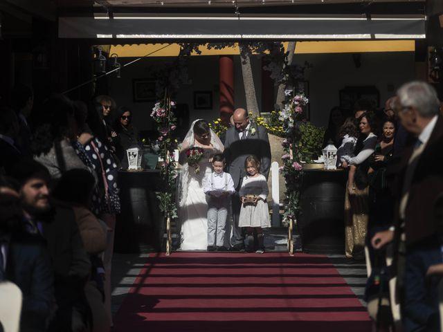 La boda de Luciano y Alba en Almensilla, Sevilla 10