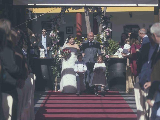 La boda de Luciano y Alba en Almensilla, Sevilla 11