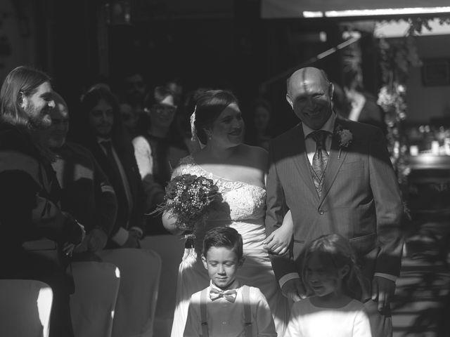 La boda de Luciano y Alba en Almensilla, Sevilla 12