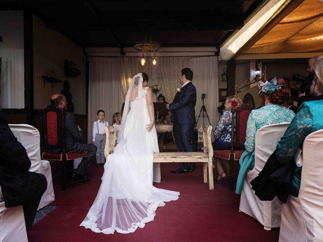 La boda de Luciano y Alba en Almensilla, Sevilla 13