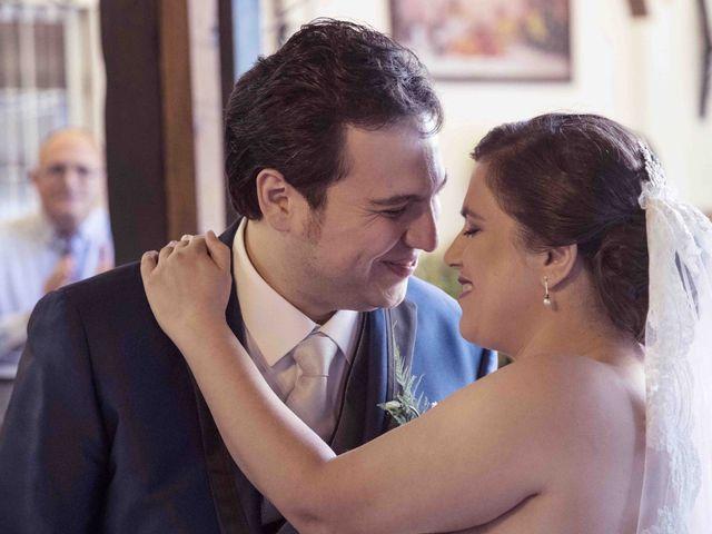 La boda de Luciano y Alba en Almensilla, Sevilla 18