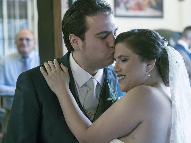 La boda de Luciano y Alba en Almensilla, Sevilla 20