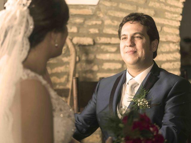 La boda de Luciano y Alba en Almensilla, Sevilla 22