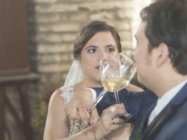 La boda de Luciano y Alba en Almensilla, Sevilla 24