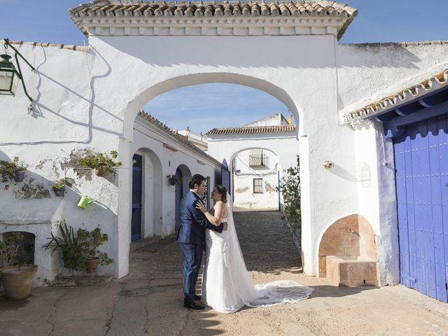 La boda de Luciano y Alba en Almensilla, Sevilla 25