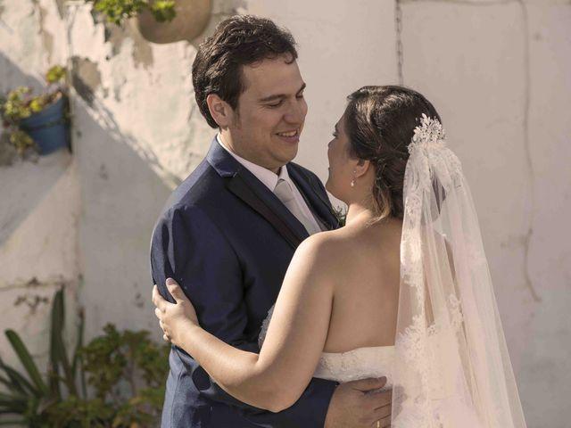 La boda de Luciano y Alba en Almensilla, Sevilla 26