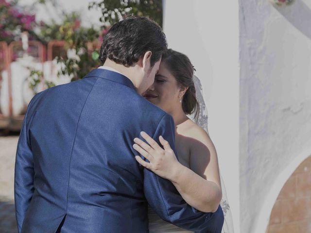 La boda de Luciano y Alba en Almensilla, Sevilla 27