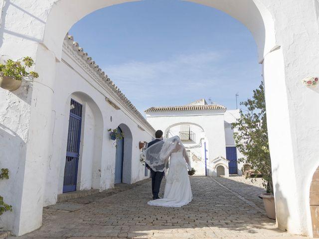 La boda de Luciano y Alba en Almensilla, Sevilla 28