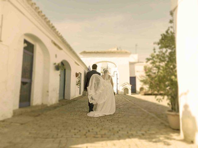 La boda de Luciano y Alba en Almensilla, Sevilla 29
