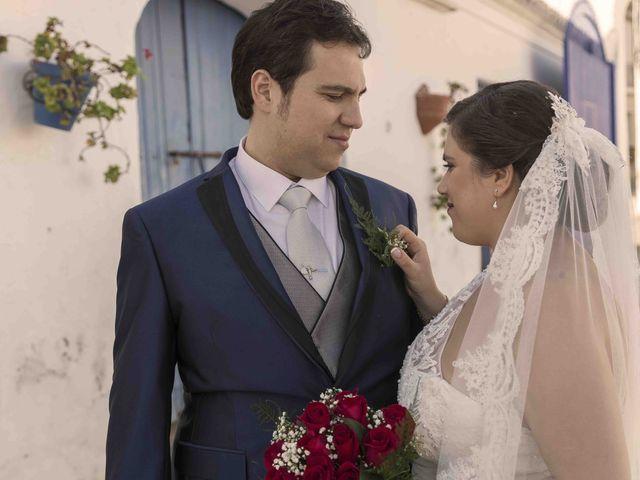 La boda de Luciano y Alba en Almensilla, Sevilla 30