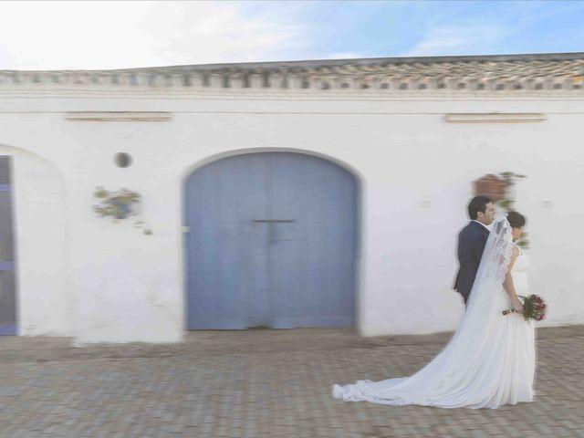 La boda de Luciano y Alba en Almensilla, Sevilla 31
