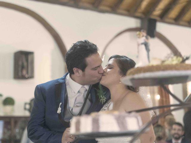 La boda de Luciano y Alba en Almensilla, Sevilla 32
