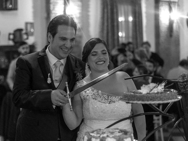 La boda de Luciano y Alba en Almensilla, Sevilla 33