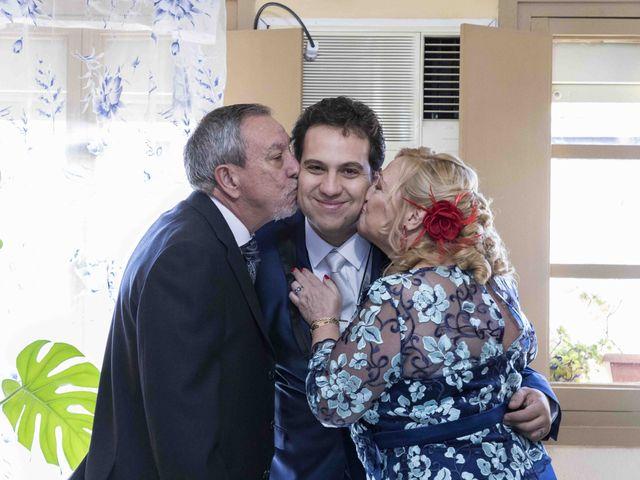 La boda de Luciano y Alba en Almensilla, Sevilla 50