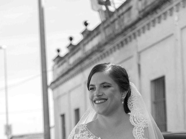 La boda de Luciano y Alba en Almensilla, Sevilla 52