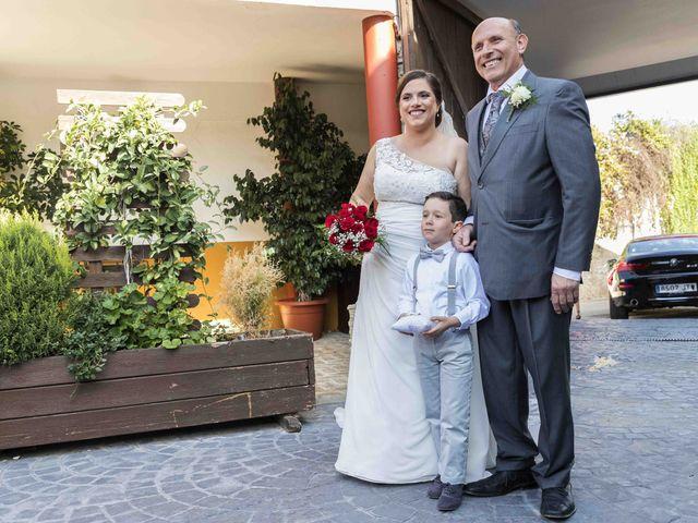 La boda de Luciano y Alba en Almensilla, Sevilla 54