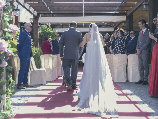 La boda de Luciano y Alba en Almensilla, Sevilla 55