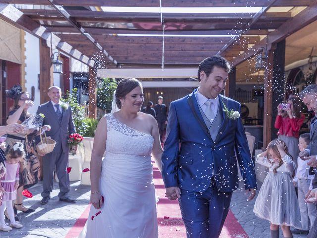 La boda de Luciano y Alba en Almensilla, Sevilla 57