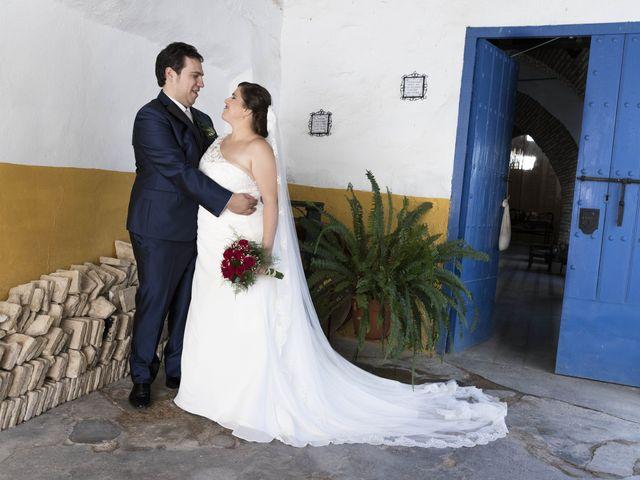 La boda de Luciano y Alba en Almensilla, Sevilla 59