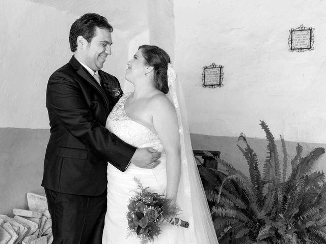 La boda de Luciano y Alba en Almensilla, Sevilla 60