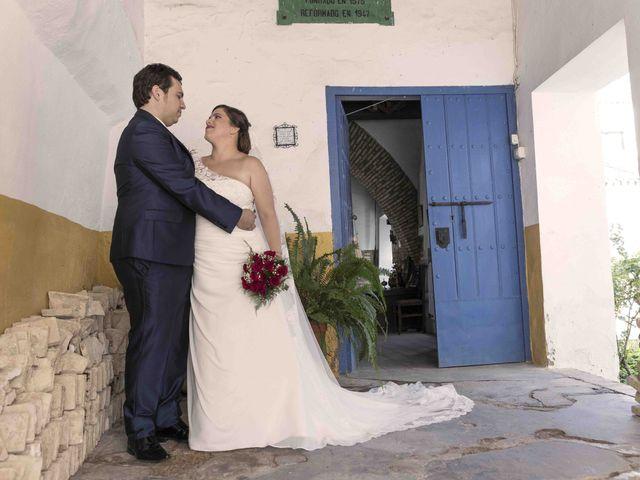 La boda de Luciano y Alba en Almensilla, Sevilla 62