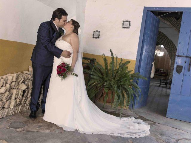 La boda de Luciano y Alba en Almensilla, Sevilla 63