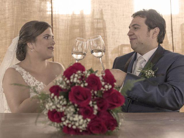 La boda de Luciano y Alba en Almensilla, Sevilla 64