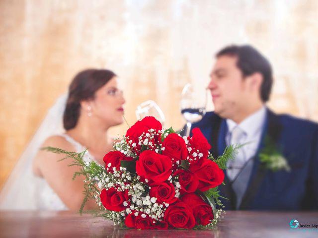 La boda de Luciano y Alba en Almensilla, Sevilla 65