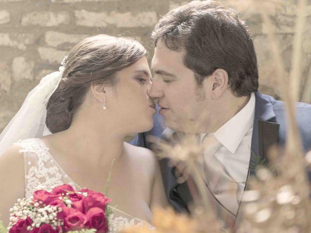 La boda de Luciano y Alba en Almensilla, Sevilla 69