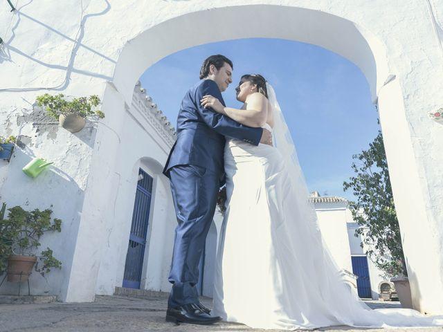La boda de Luciano y Alba en Almensilla, Sevilla 70