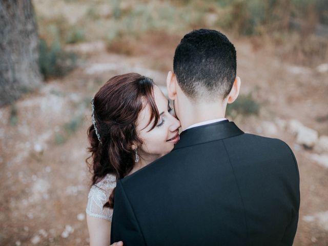 La boda de Melania y Alexandros