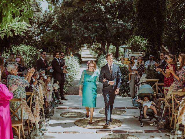 La boda de Carolina y Carlos en Picanya, Valencia 16