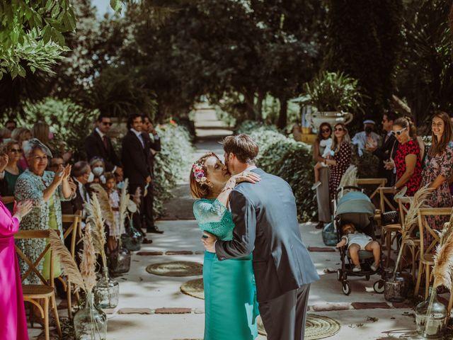 La boda de Carolina y Carlos en Picanya, Valencia 17