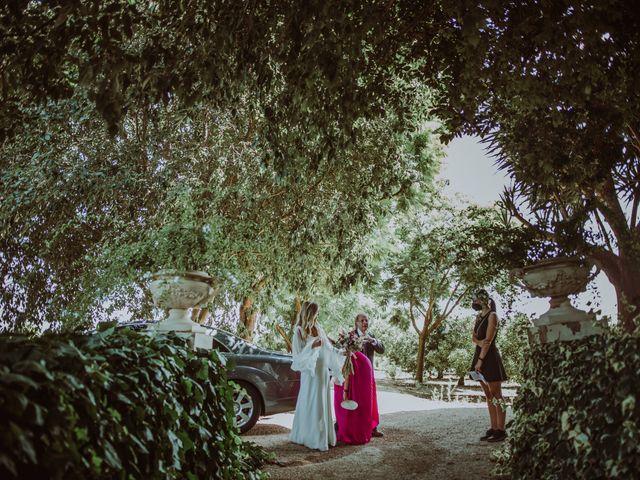 La boda de Carolina y Carlos en Picanya, Valencia 20