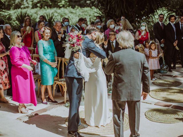 La boda de Carolina y Carlos en Picanya, Valencia 24