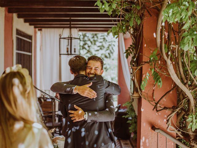 La boda de Carolina y Carlos en Picanya, Valencia 28