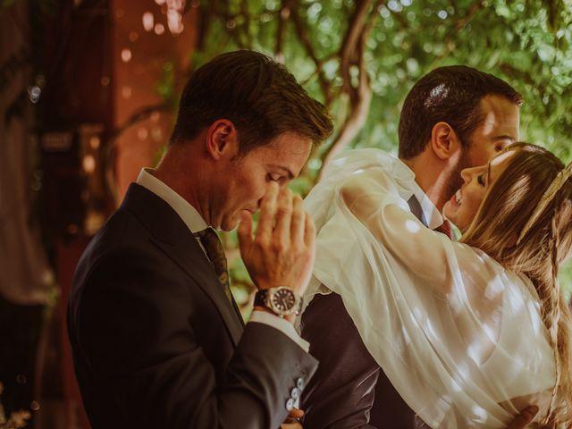 La boda de Carolina y Carlos en Picanya, Valencia 31