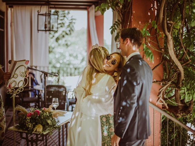 La boda de Carolina y Carlos en Picanya, Valencia 34