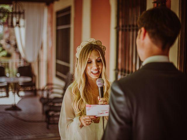 La boda de Carolina y Carlos en Picanya, Valencia 35
