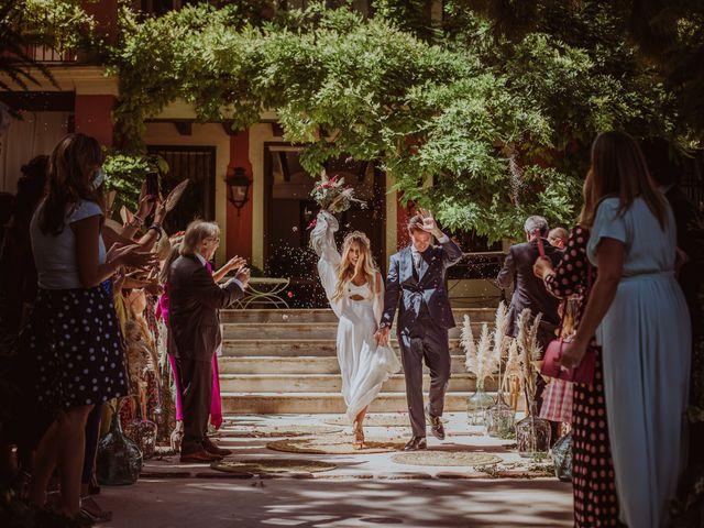 La boda de Carolina y Carlos en Picanya, Valencia 40