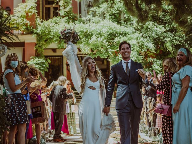 La boda de Carolina y Carlos en Picanya, Valencia 41
