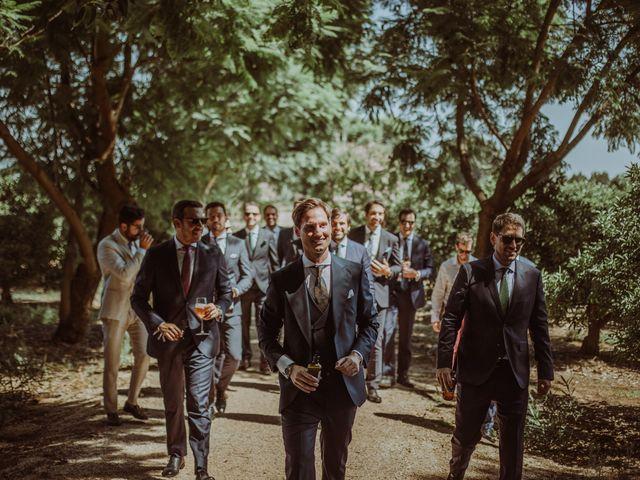 La boda de Carolina y Carlos en Picanya, Valencia 48