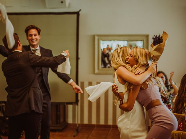 La boda de Carolina y Carlos en Picanya, Valencia 61