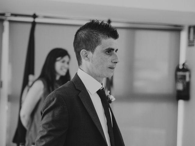 La boda de David y Patri en Lleida, Lleida 1