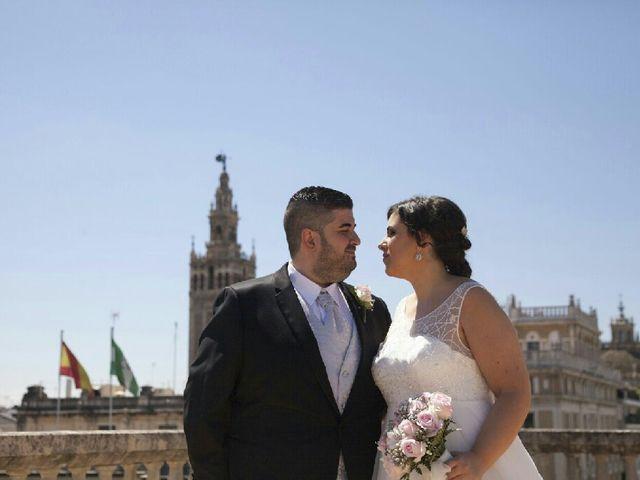 La boda de Fede y Rocio en Sevilla, Sevilla 4